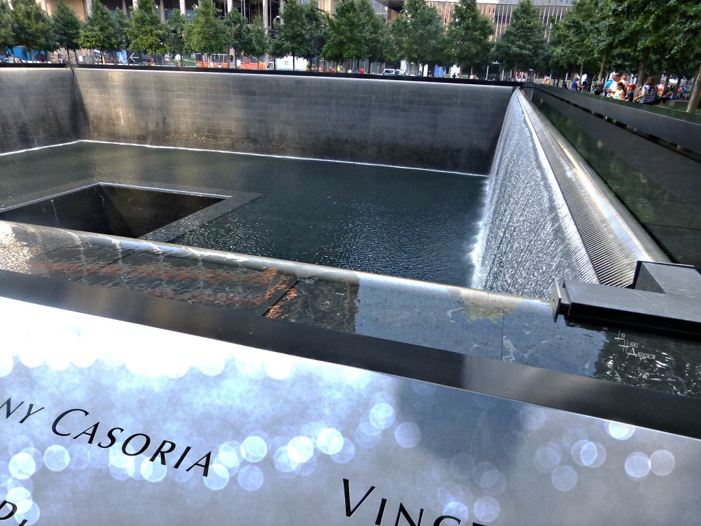 Reflecting Pool 911